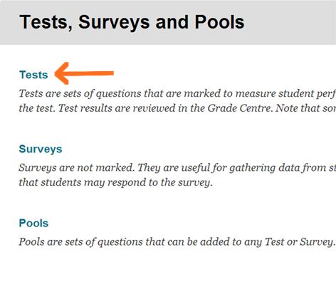 Creating Tests image 2
