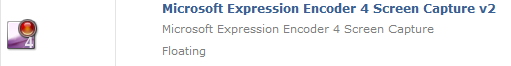 image of expression launcher