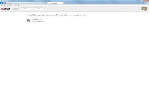 The DMU Replay Homepage