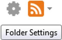 Selecting Folder Settings