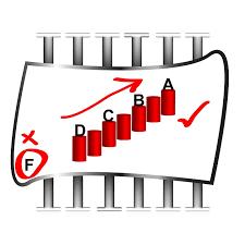 Generic statistics icon