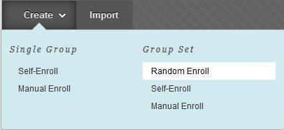 Random Enroll