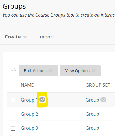 group option button