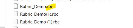 rbc file format