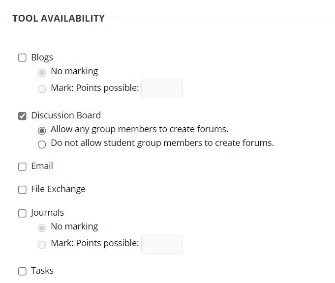 forum tool activate